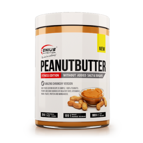 Genius Nutrition Peanut Butter